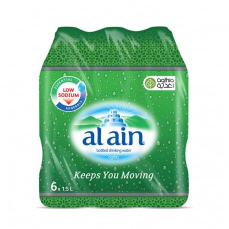 Al Ain Water 6x1.5L
