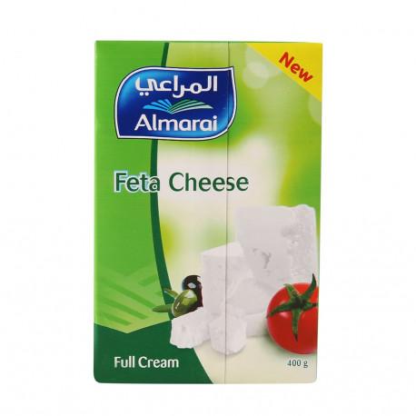 Almarai Full Fat Feta Cheese 400G