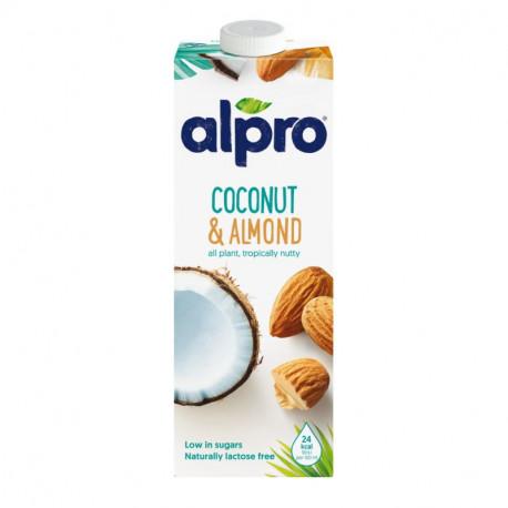 Alpro Coconut Almond Milk Lactose Free 1L