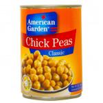 American Garden Chick Peas 400G