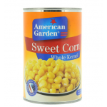 American Garden Sweet Corn Whole Kernel 418G
