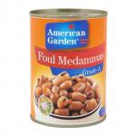 American Garden Foul Medammas Grade A 400G