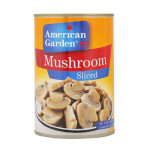 American Garden Sliced Mushrooms 425G