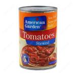 American Garden Tomato Stewed 411g