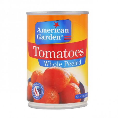 American Garden Whole Peeled Tomato 425G