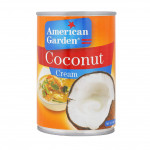 American Garden Coconut Cream 400G