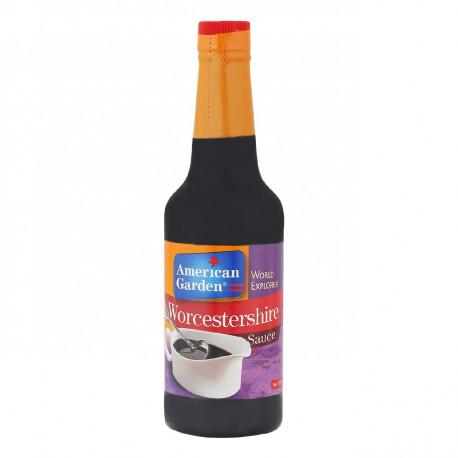 American Garden Worcestershire Sauce 295ML