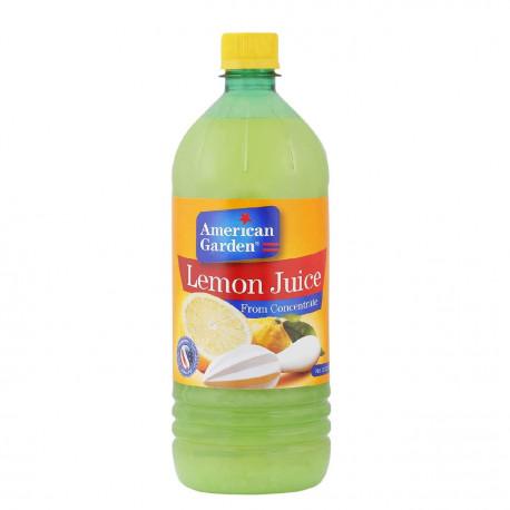 American Garden Lemon Juice 946ML