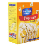 American Garden Butter Microwave Popcorn 273G