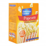 American Garden Extra Butter Microwave Popcorn 273G