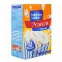 American Garden Natural Microwave Popcorn 273G