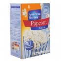 American Garden Lite Natural Microwave Popcorn 240G