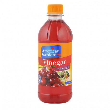 American Garden Red Grape Vinegar 476ML
