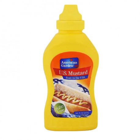 American Garden U.S Gluten Free Mustard 227G