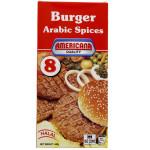 Americana 8 Arabic Spices Beef Burger 448G
