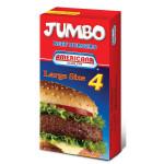 Americana 4 Jumbo Beef Burgers 400G