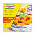 Americana Cheese Chicken Nugget 400G