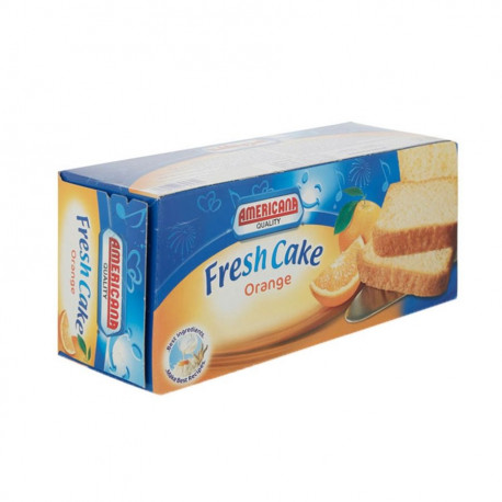 Americana Fresh Orange Cake 230G