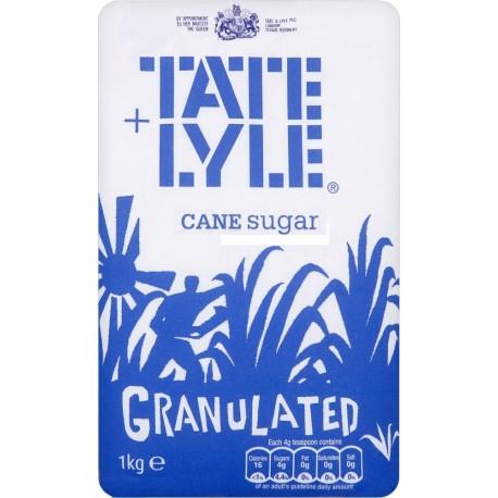 Tate Lyle Cane Sugar 1kg