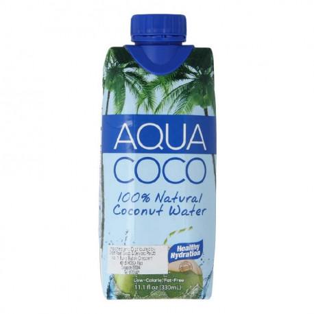 Aqua Coco Natural Coconut Water 330ML