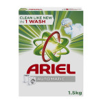 Ariel Automatic Concentrated Laundry Powder 1.5KG