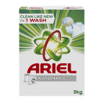 Ariel Automatic Concentrated Laundry Powder 3KG