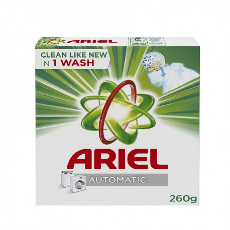 Ariel Automatic Concentrated Powder 260G