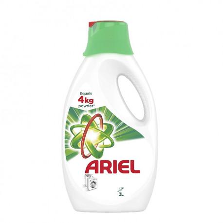 Ariel Power Gel Front Load Liquid Detergent 2L