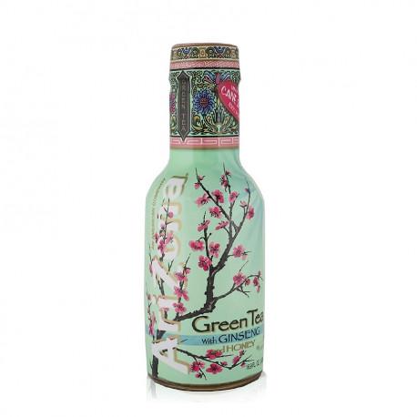 Arizona Green Tea Ginseng & Honey 500ML