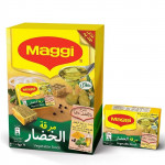 Maggi Vegetable Stock Cubs 24 Pieces