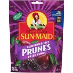 Sun-Maid California Pitted Prunes Dried Plums 198g