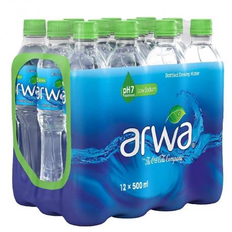 Arwa Water Pack 12x500ML