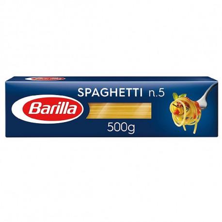 Barilla Spaghetti No.5 500G