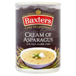 Baxters Chef Selection Cream of Asparagus Soup 400G