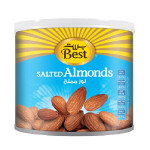Best Salted Almond In Can 110G