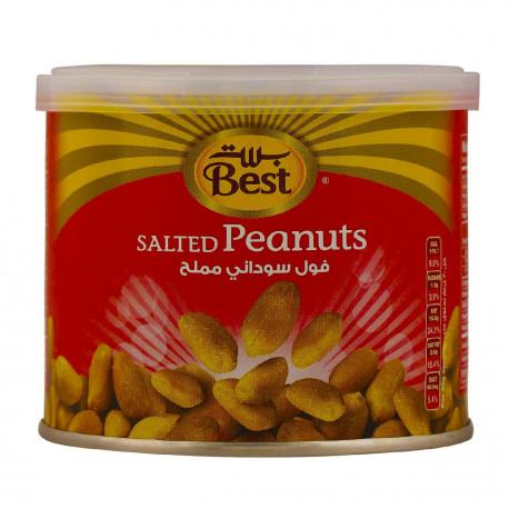 Best Salted Peanuts In Can 110G