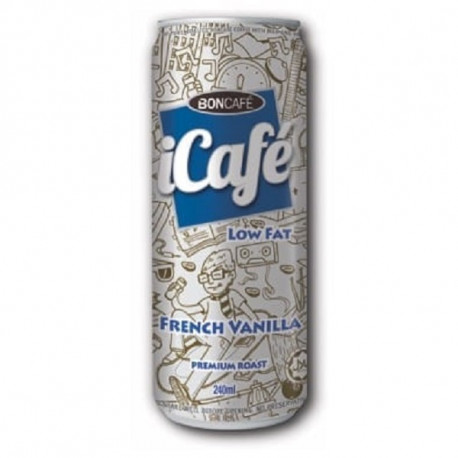 Boncafe Low Fat French Vanilla 240ML