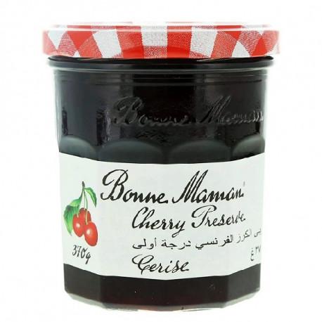 Bonne Maman Cherry Preserves Jam 370G