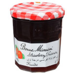 Bonne Maman Strawberry Preserves Jam 370G