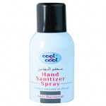 C&C Anti-bacterial Hand Sanitizer Spray120ml