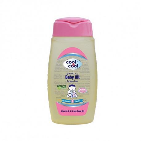 C&C Baby Oil 250ml