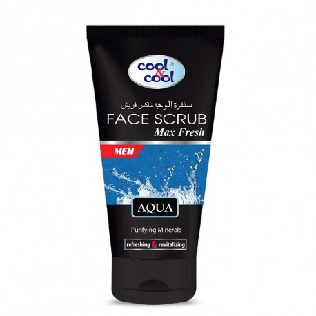 C&C Face Wash Max Fresh Aqua 150ml