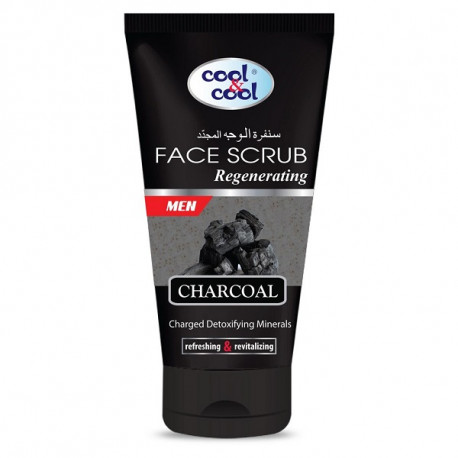 C&C Regenerating Face Scrub 150ml