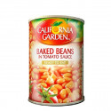 California Garden Baked Beans In Tomato Sauce 420G