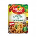 California Garden Lebanese Recipe Fava Beans 450G
