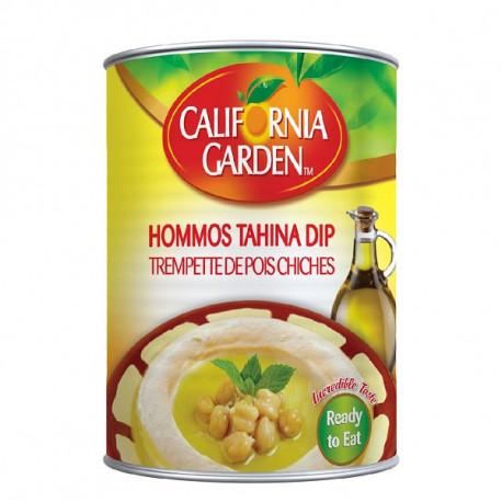 California Garden Hommos Tanina Dip 400G