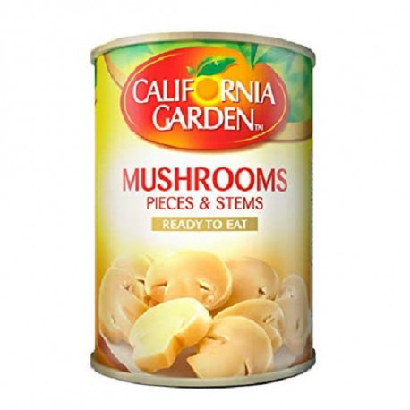 California Garden Pieces & Stems Mushrooms 425G