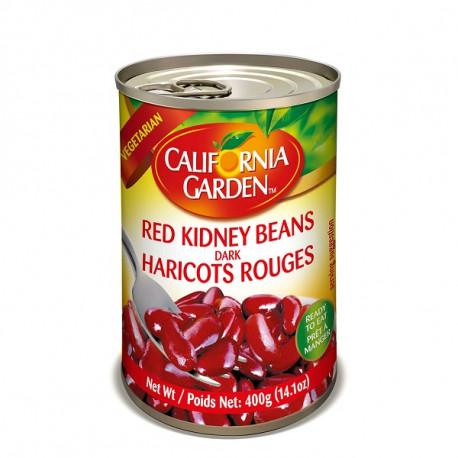 California Garden Dark Red Kidney Beans 400G