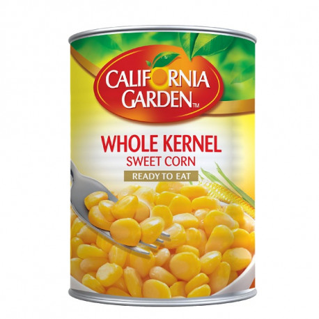 California Garden Whole Kernel Sweet Corn 425G
