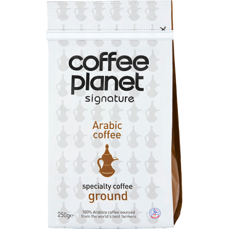 Coffee Planet Arabic Pure 250g